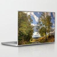 kentucky Laptop & iPad Skins featuring Kentucky Road by JMcCool