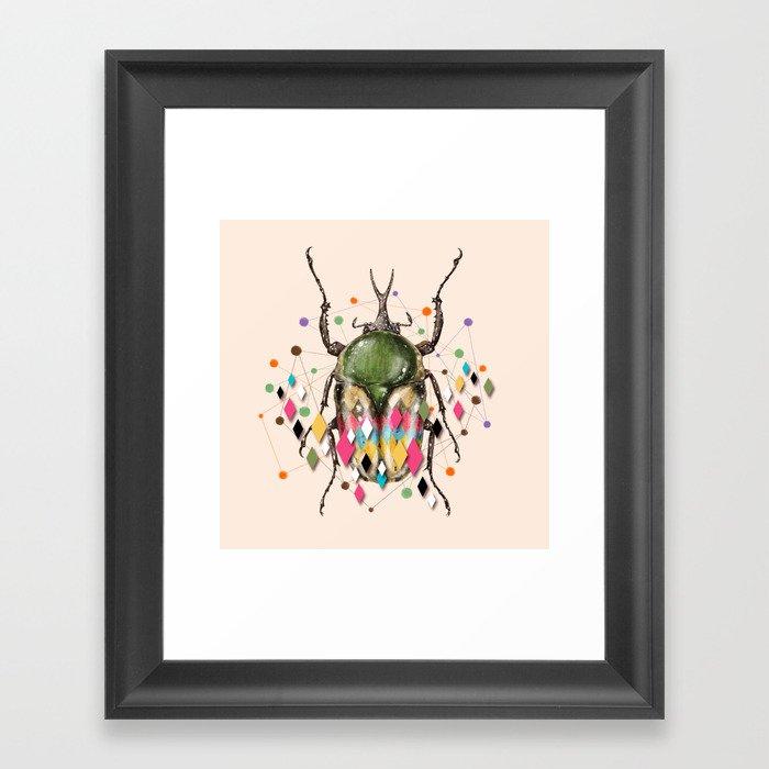 Insect VII Framed Art Print
