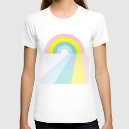 Life is a journey, Enjoy the Pride! #rainbow #Pride #lifestyle T-shirt