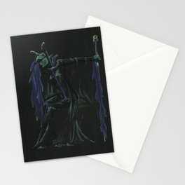 Maleficent's Lament Stationery Cards
