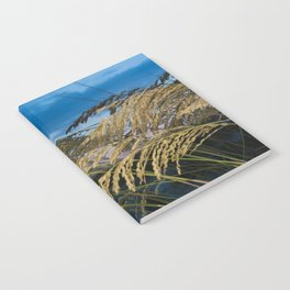 Sea Oats Notebook