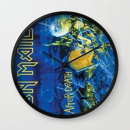IRON MAIDEN IYENG 11 Wall Clock