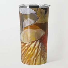 Like A Rainbow Iris Travel Mug
