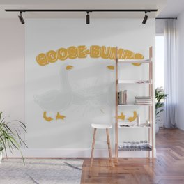 Goose Bumps Wall Mural