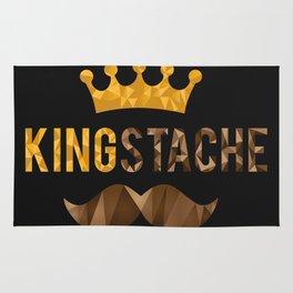 KingStache Rug