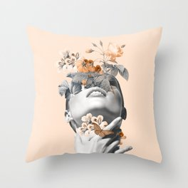 Inner beauty 4 Throw Pillow