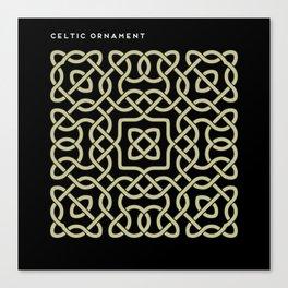 Celtic ornament Canvas Print