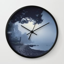I feed on you Wall Clock