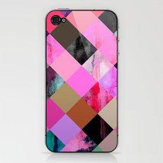 colour + pattern 14 iPhone & iPod Skin