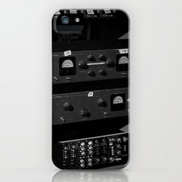 Outboard Gear iPhone Case
