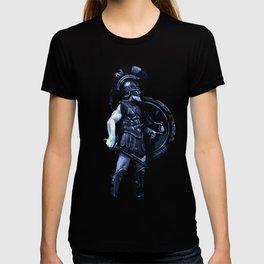 Greek hoplite warrior T-shirt
