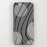 mid century iPhone & iPod Skins featuring Mid-Century Mod by Patti Toth McCormick