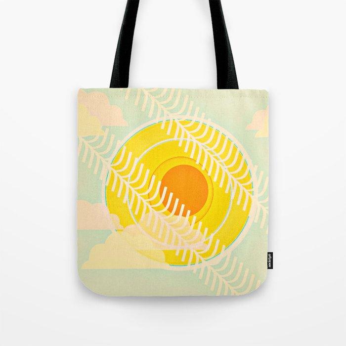 summer is here Tote Bag