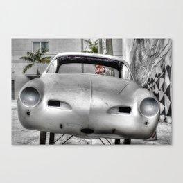 HDR Car Canvas Print