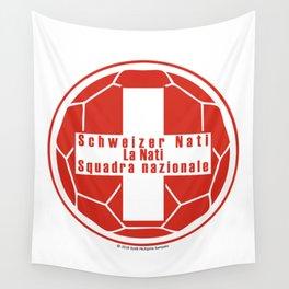 Switzerland Schweizer Nati, La Nati, Squadra nazionale ~Group E~ Wall Tapestry
