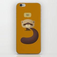 Little Furry Friends - Ferret iPhone & iPod Skin