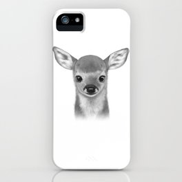 Little fawn iPhone Case