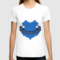 ravenclaw T-shirts featuring Ravenclaw by konchoo