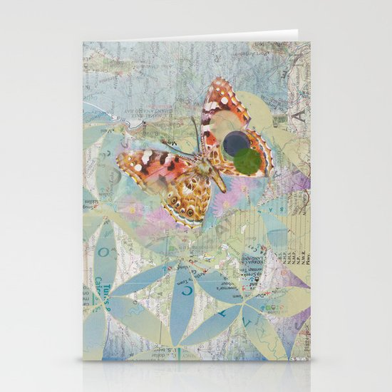 Miraculous Recovery Stationery Cards