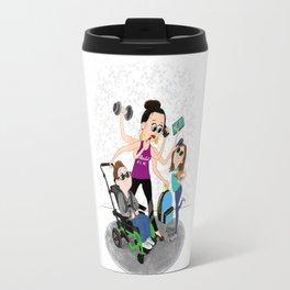 Mom of the Year Travel Mug