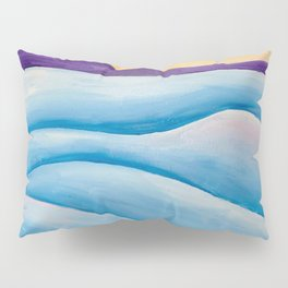 Purple Mountain Pillow Sham