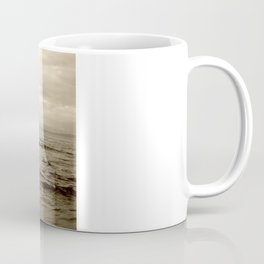 A Boy and The Sea Coffee Mug