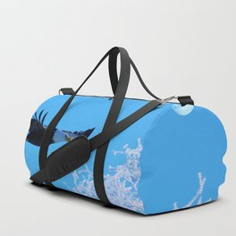 Frosty Flight Duffle Bag