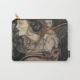 Fury and the Angel Carry-All Pouch