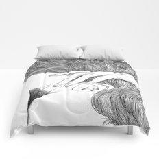 asc 629 - Le geste furtif (Stealth rapture) Comforters