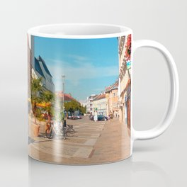 Summer in the city | architectural photography Coffee Mug