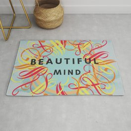 Beautiful Mind Rug