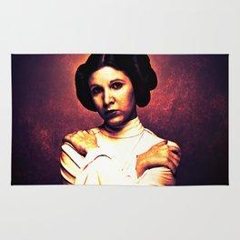 Princess Leia | Star War Art Rug