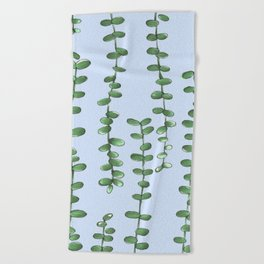 Eucalyptus Beach Towel