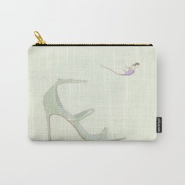 Shoes 3 Carry-All Pouch