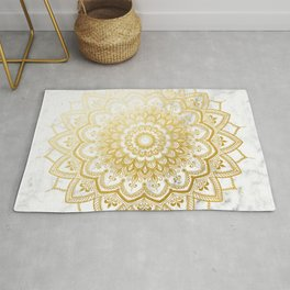 Pleasure Gold Rug