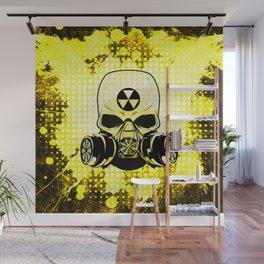 Guerrilla Nuclear Warrior Wall Mural