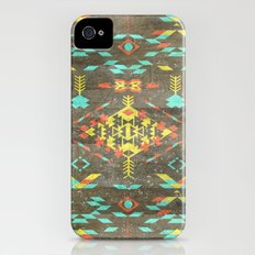 Native Aztec Slim Case iPhone (4, 4s)