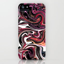 Extreme Liquid 005 iPhone Case