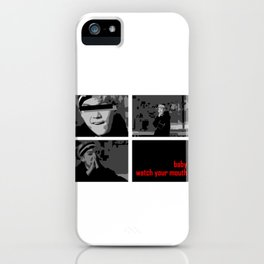 BTS Suga Mic Drop 1 iPhone Case
