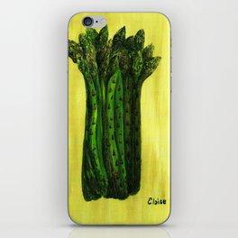 Asparagus iPhone Skin