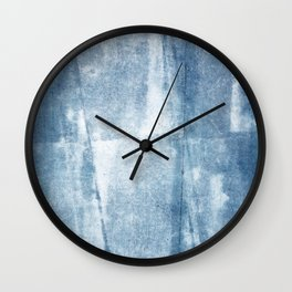 Primitive Composition (Abstract Allegory) II Wall Clock