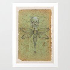 METAMORFOSIS II Art Print