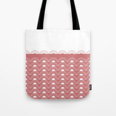 Watermelon Sunset Tote Bag