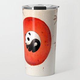 Panda yin-yang Travel Mug