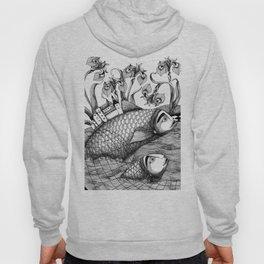 The Golden Fish (1) Hoody