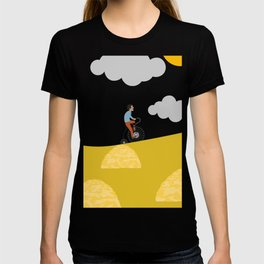 A hut on a hill T-shirt