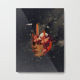 Astrovenus Metal Print