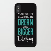 inception iPhone & iPod Cases featuring Inception by mydeardear