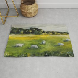 Irish Sheep Rug