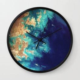 Destination - Gold Coast Wall Clock